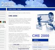 PRIMJER CMS 2000