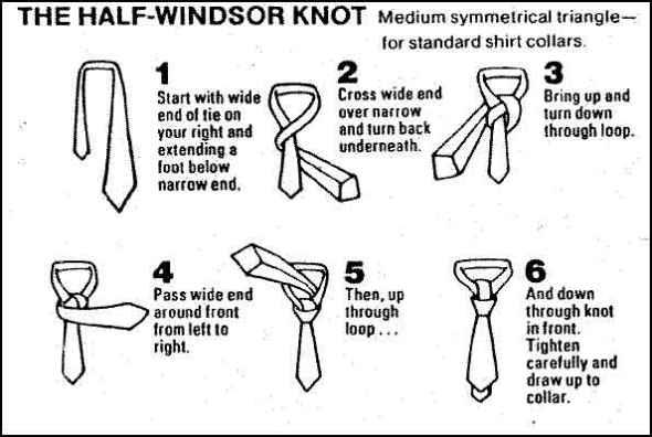 Vezivanje+kravate+dupli+cvor